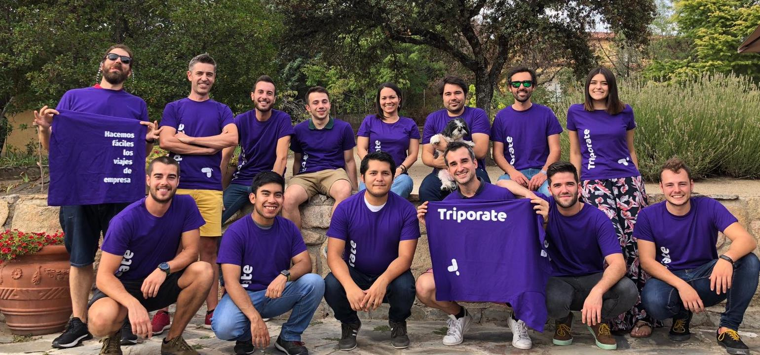 equipo triporate