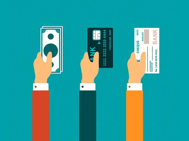 métodos de pago tendencia